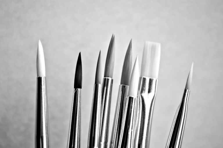 How to Add a Brush (or Pen or Pencil)