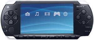 The PSP…