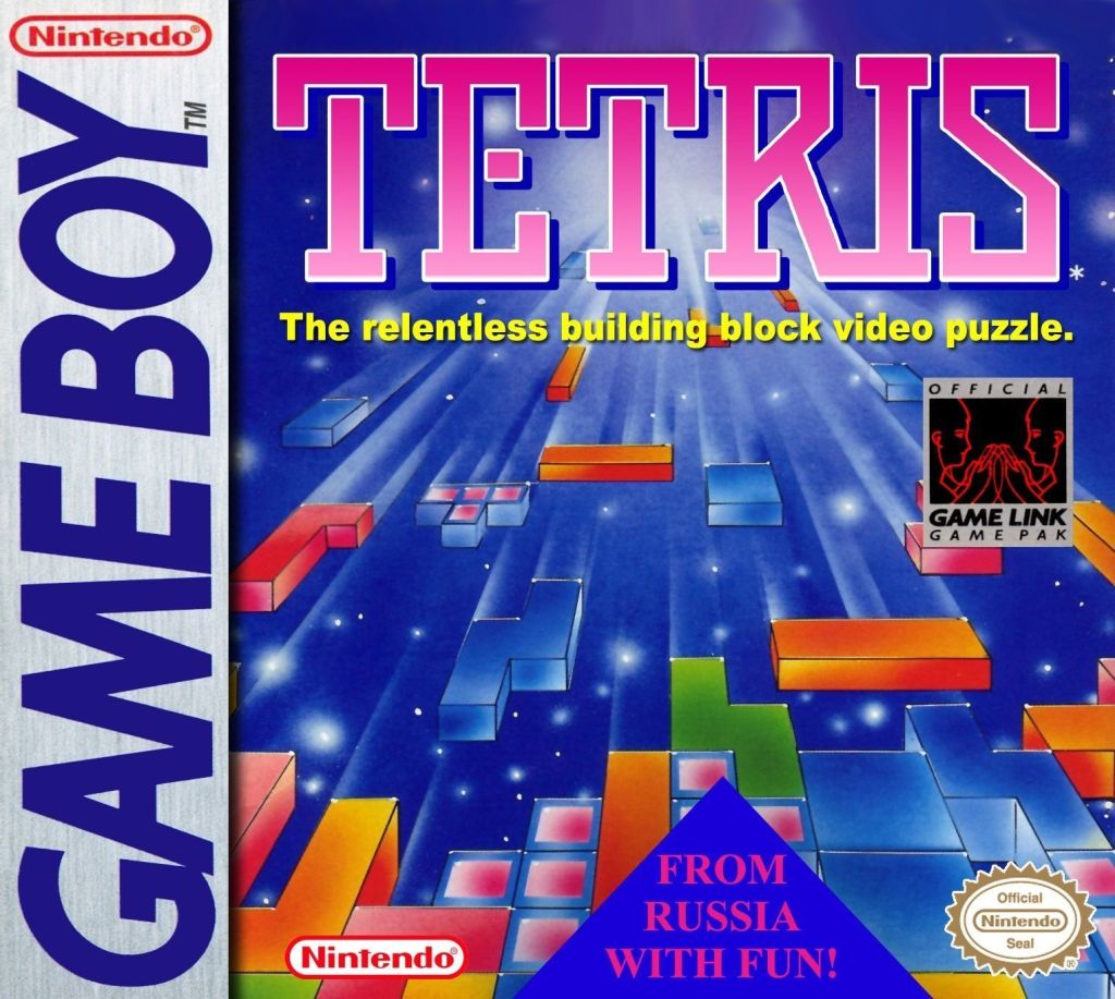 Tetris for the GameBoy