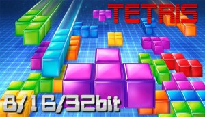 Tetris! A true videogame classic.