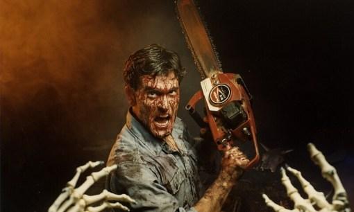 The Evil Dead 4k UHD (Reg B)