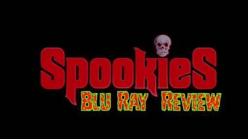 Spookies (Reg B Blu Ray)