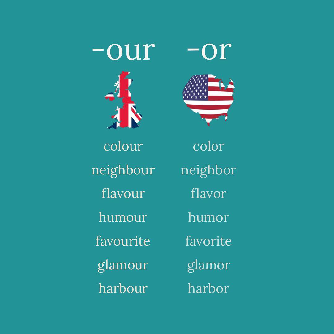 Difference Between American Culture And British Culture American