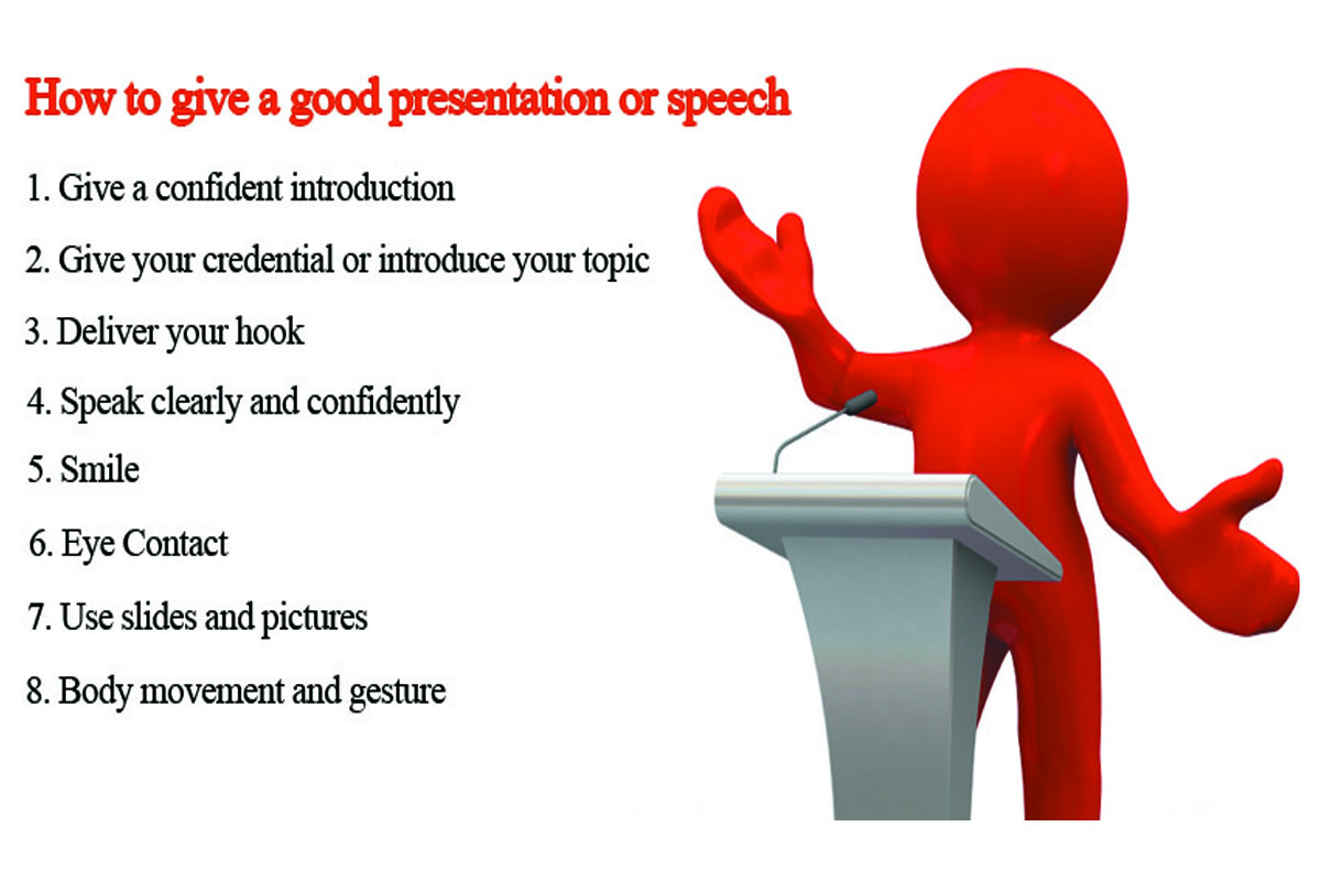 hosting introduction speech