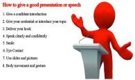 How to Speak Better in Public
