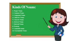 10 Kinds of Nouns With Definition and Examples