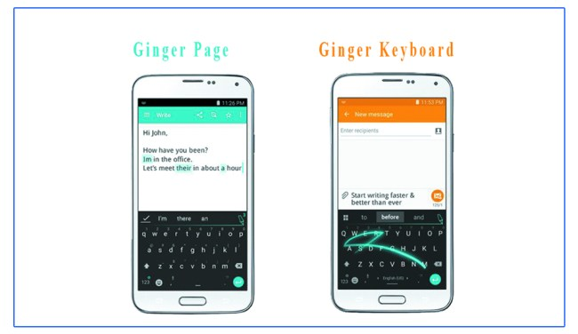 Ginger for Android
