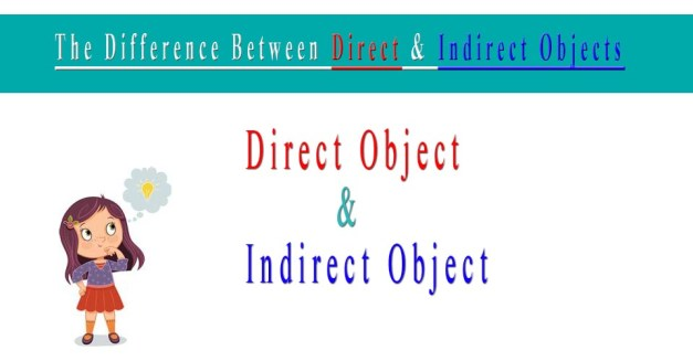 Direct Object and Indirect Object