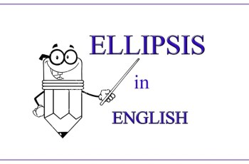 What is Ellipsis?