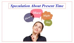 Speculation About Present Time