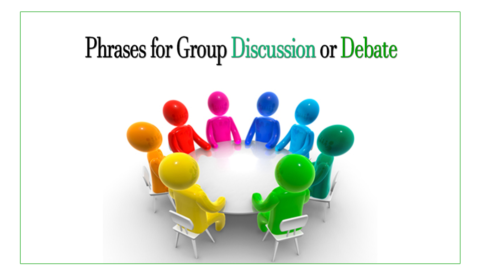 group disscussion
