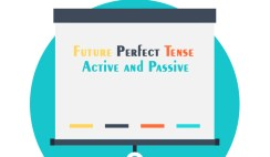 Future Perfect Tense Active and Passive