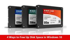 4 Ways to Free Up Disk Space in Windows 10