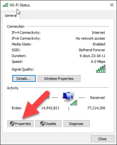 Network Properties
