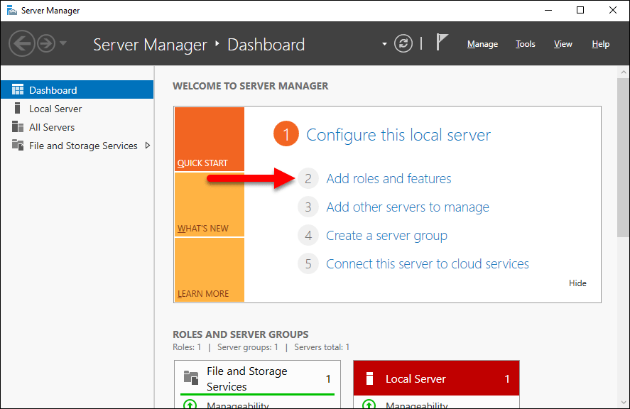 Windows Server 2016 Backup Solutions