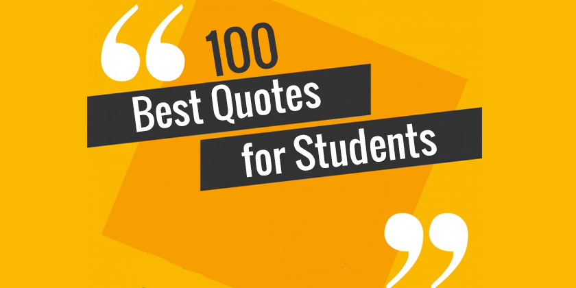100 Best Quotes for Students