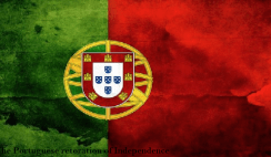 Comparing Script for the Portuguese restoration of Independence day