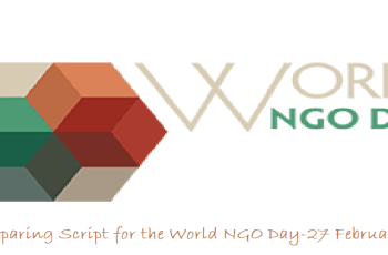 Comparing script for the World NGO Day - February 27