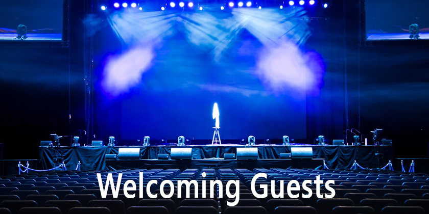 Anchoring Script For Welcoming Guests In The Function How To