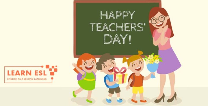 How to Celebrate Teachers' Day at School