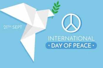 Comparing Script for the International Day of Peace