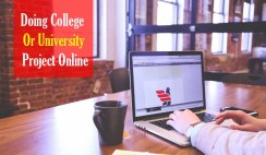 Doing College or University Project Online