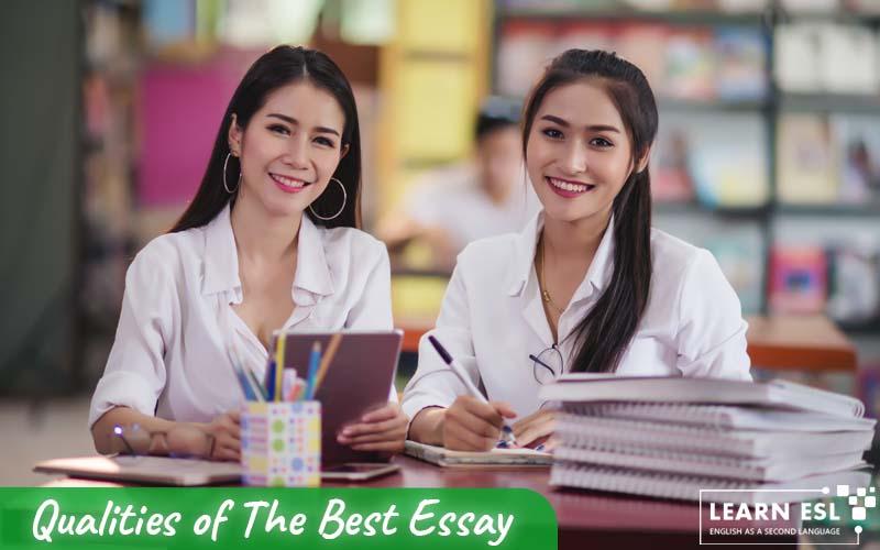 Qualities of The Best Essay