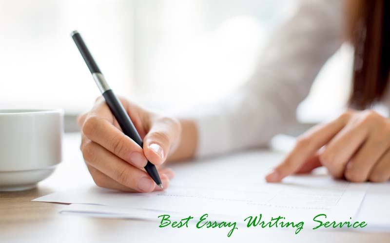 Who Is the Best Essay Writing Service?