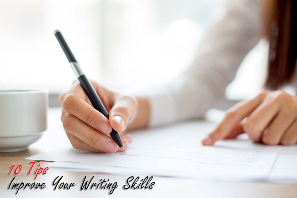 How to Improve Your Writing Skills Fast