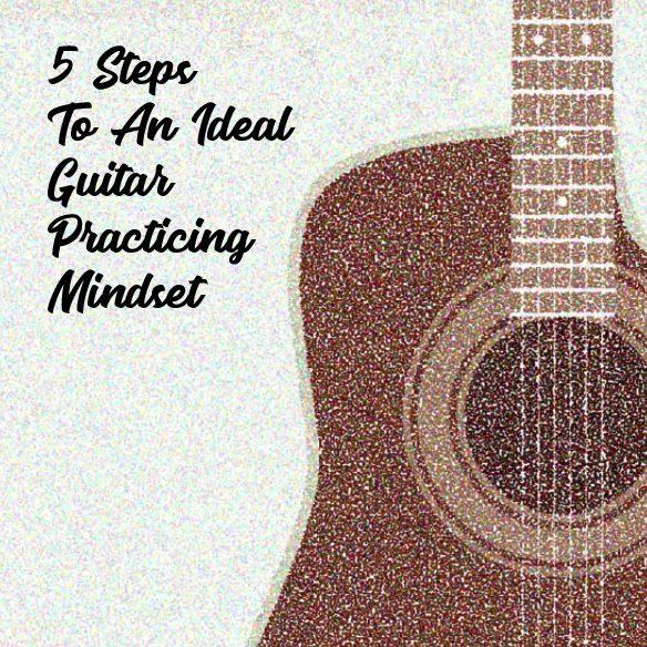 Guitar Practicing Motivation