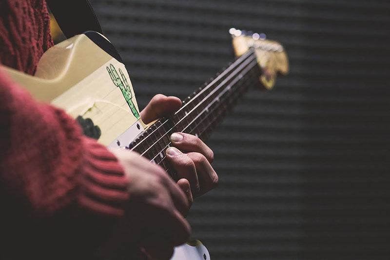 Guitar Phrasing Concept
