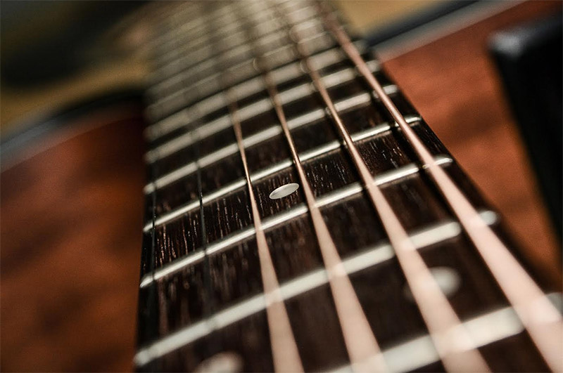 guitar riffs on one string