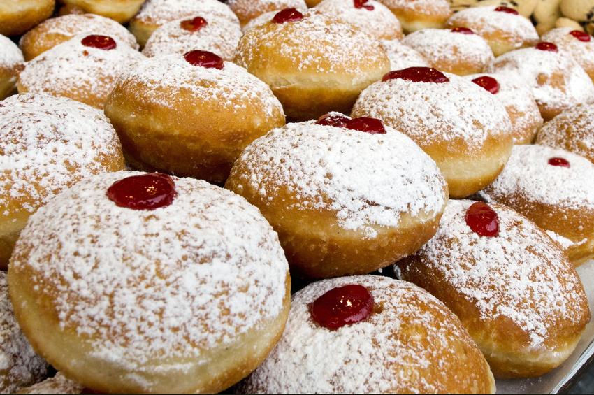 Image result for sexy Sufganiyot.