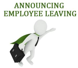 sample employee retirement announcement