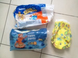 What Should Babies Wear to Swim