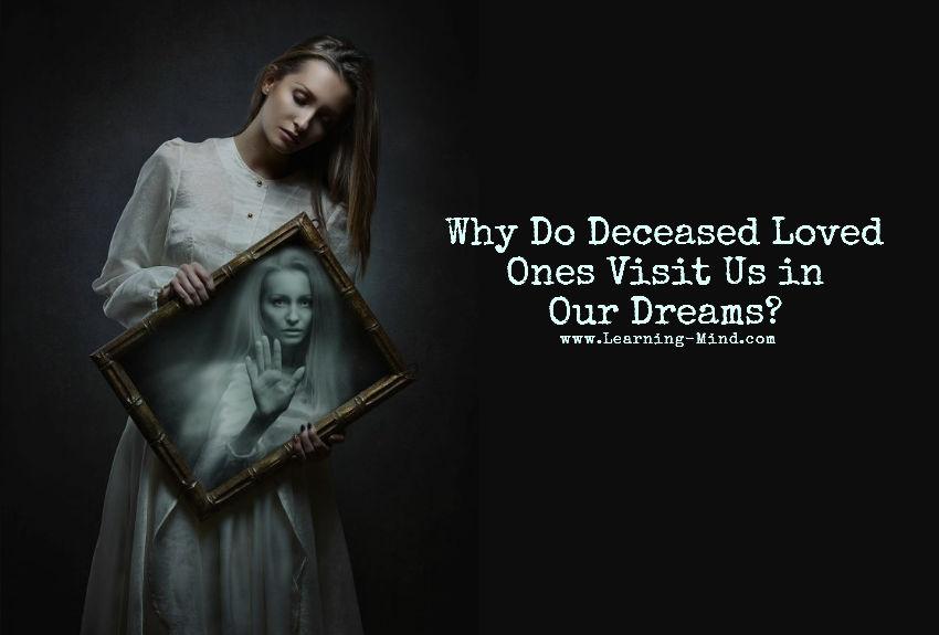 deceased loved ones visit dreams