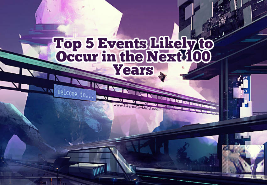 next 100 years events