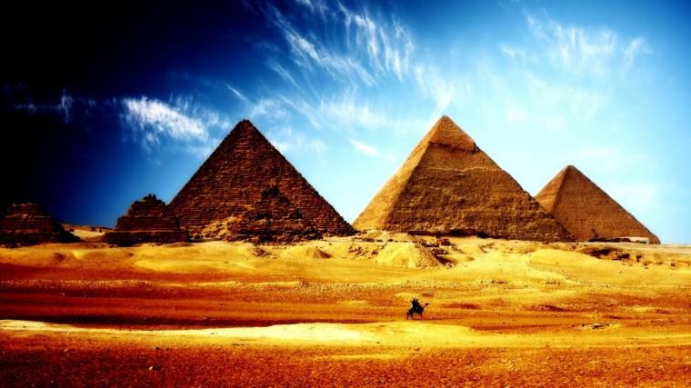 Secrets of the Ancient Pyramids