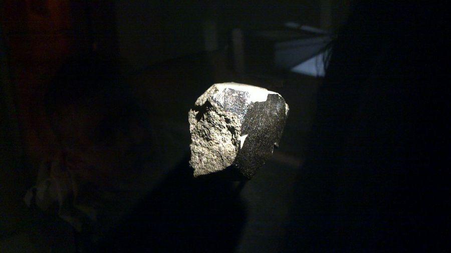 Nakhla Meteorite life on mars