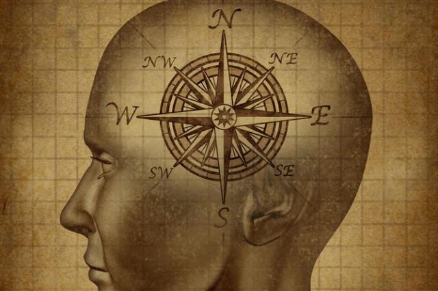 inner GPS brain