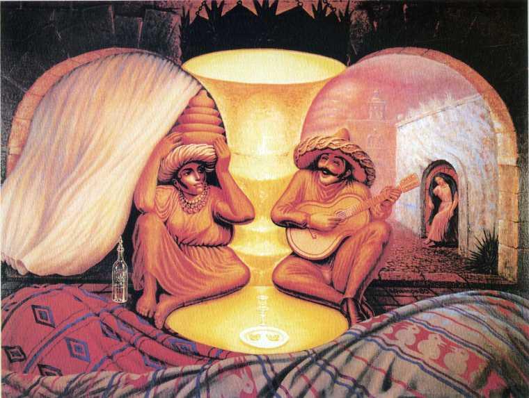 amazing optical illusions octavio ocampo