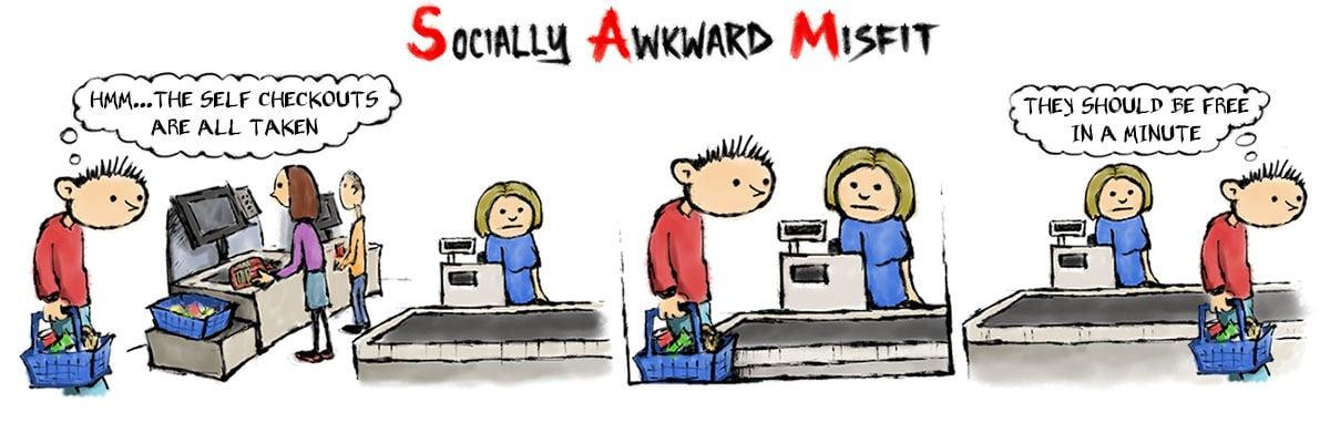 How Social Anxiety Feels