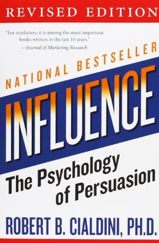 books on business psychology influence