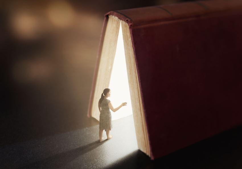 reading fiction books