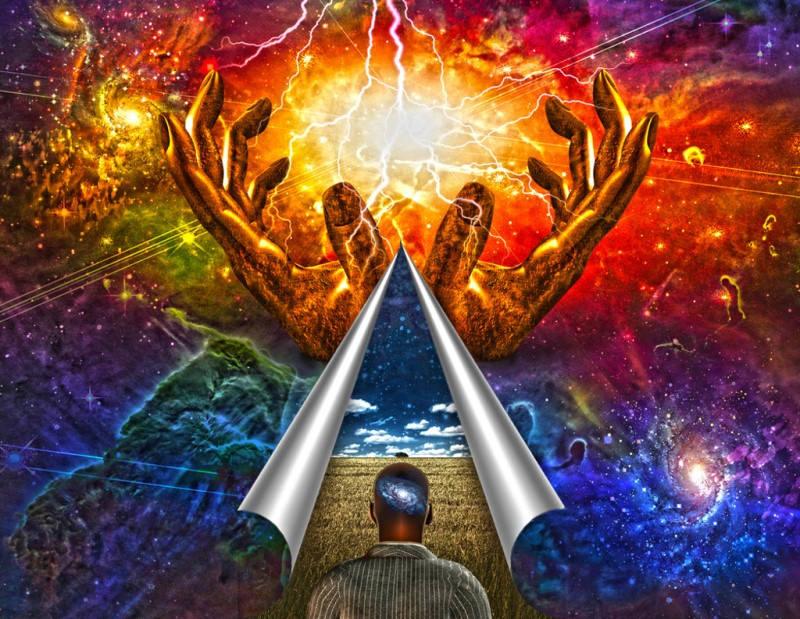 energy shift multiverse