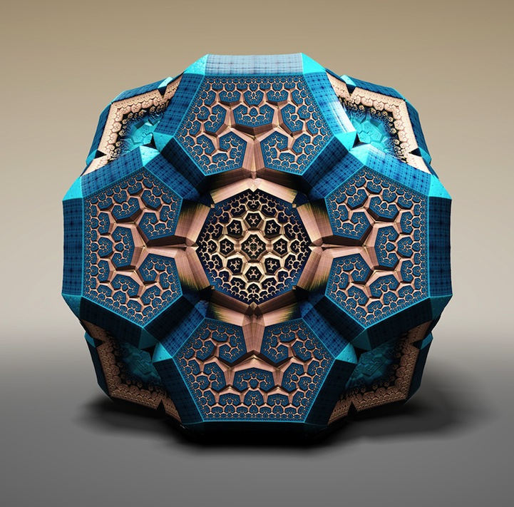 art and math faberge