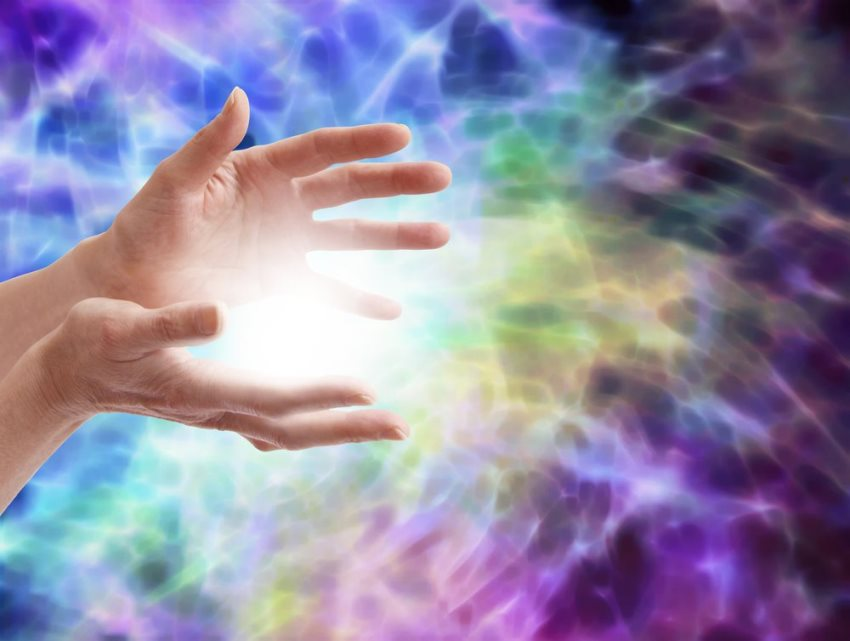 natural energy healer signs