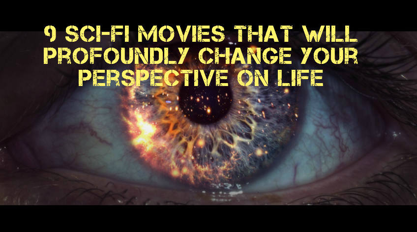 thought-provoking sci-fi movies list