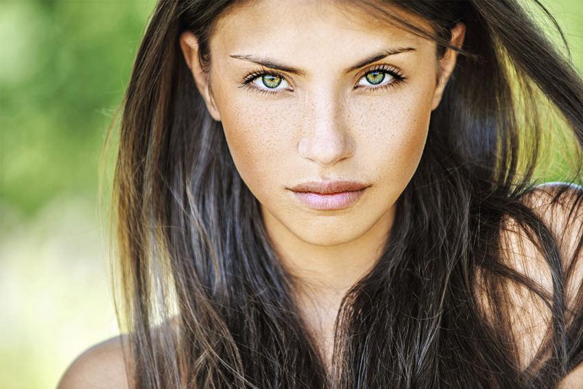 attractive girl
