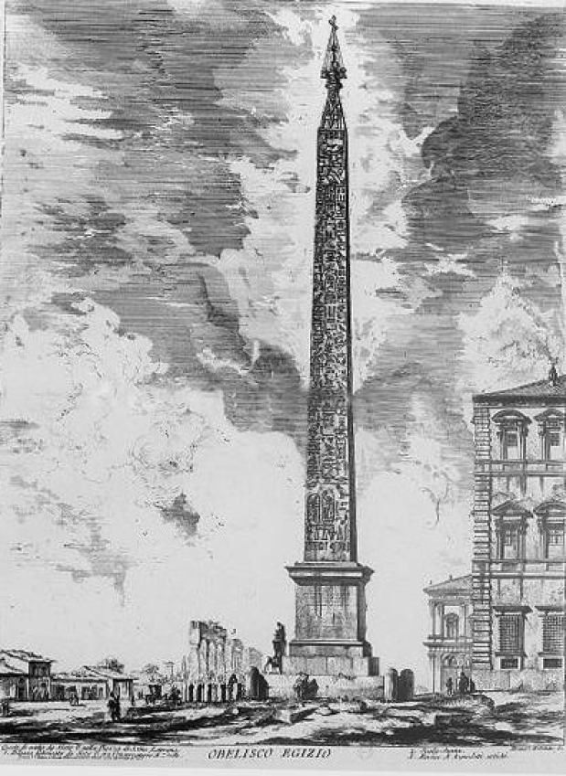 Engineering Marvels - Lateran Obelisk